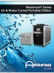 Advanatage portable chillers small size